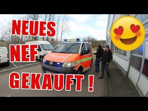Wieder ein NEF gekauft 🚑👍🏻😀 .. aus Düsseldorf | ItsMarvin