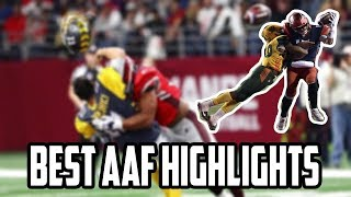 Best AAF Highlights ||2019 Season|| ᴴᴰ
