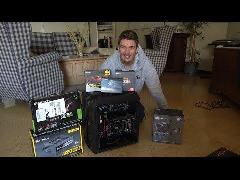 Montando mi nuevo PC para edicion de video 4K