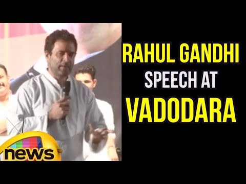 Rahul Gandhi Interact with Entrepreneurs and Professionals in Vadodara QA | Mango News