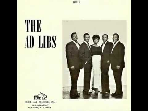 The Ad Libs - The Boy From New York City (with lyrics)