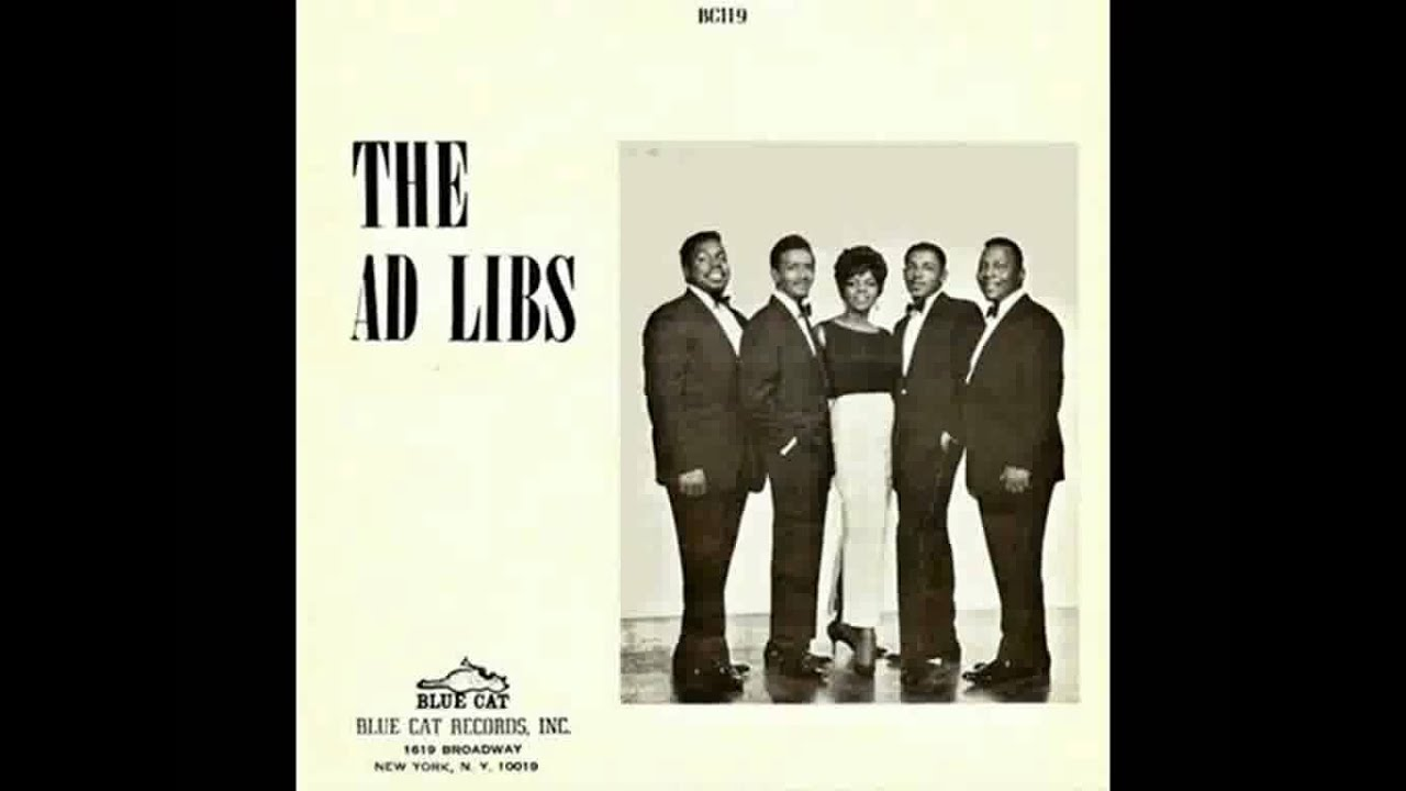 The Ad Libs - The Boy From New York City (with lyrics ...