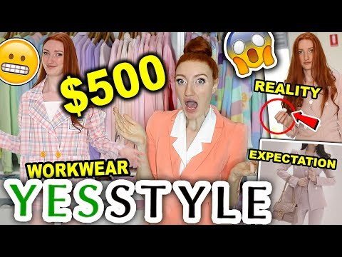 yesstyle-try-on-haul-|-$500-yesstyle-workwear-haul-2019-(corporate-clothing-but-make-it-pastel)
