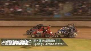 Video The Dirt - Boxing Night 2010 Midget Feature Western Springs Speedway download MP3, 3GP, MP4, WEBM, AVI, FLV Desember 2017