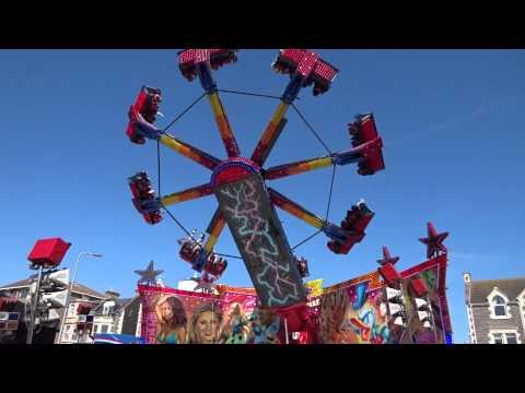 Leigh Danter's Superstar Offride @ Weston Air Festival 2015