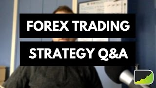 Forex Trading Strategy Q&A: Optimal Stop Loss Placement & 5 Keys To Trading Success