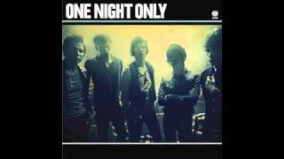 Watch One Night Only All I Want video
