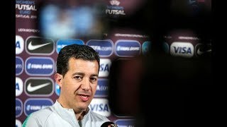 Europeu Futsal Fem.: Finalistas mostram ambição