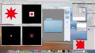 كيفية إنشاء مخصص ICNS أيقونة الملفات في نظام التشغيل Mac OS X
