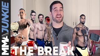 The Break: On UFC 231's bloodbath and (regrettably) checking in on Colby Covington's Twitter