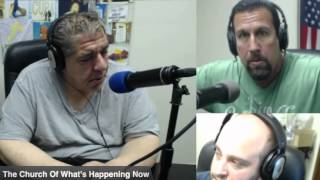 "#259 - ""Big"" John McCarthy, Joey Diaz, and Lee Syatt"