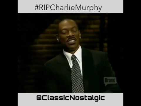 Eddie Murphy Does Hilarious and Spot On Impression of Charlie Murphy