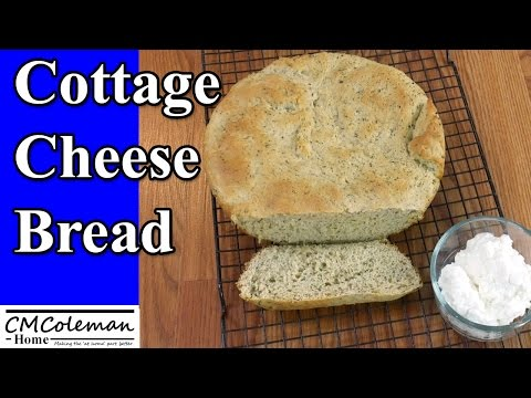 Cottage Cheese Bread Recipe