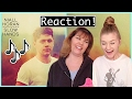 MOM AND DAUGHTER REACT TO SLOW HANDS BY NIALL HORAN!