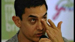 Intolerance row: Neither my wife nor I have any intention of leaving India, says Aamir Kha