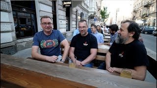 Wywiad z z Piotrem Wypychem i Adamem Szajerem z Browaru Łańcut