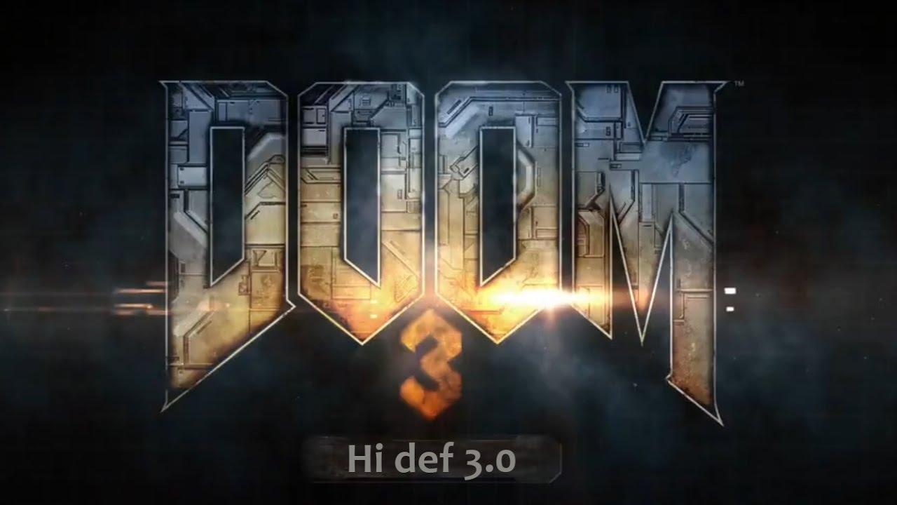Horror Doom 3 BFG Hi def 3 0 by Michal DST