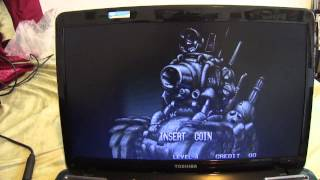 How To Use A Mortal Kombat Fight Stick With MAME Tutorial