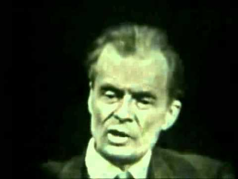 Aldous Huxley interview-1958 (FULL)