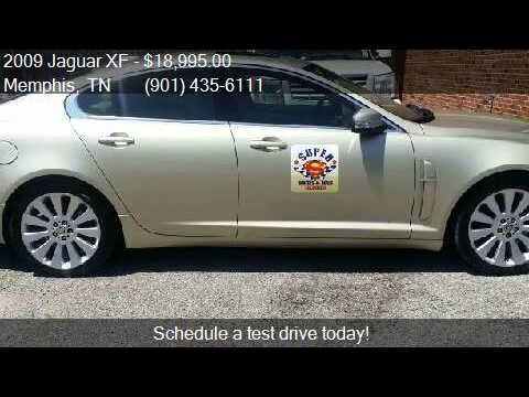 2009 Jaguar XF Luxury 4dr Sedan For Sale In Memphis, TN 3810