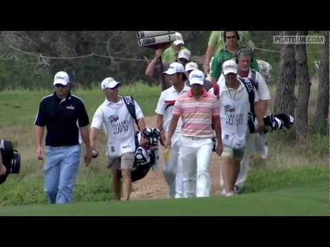PGA TOUR Inside-the-Ropes Access