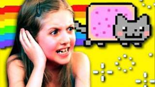KIDS REACT TO NYAN CAT