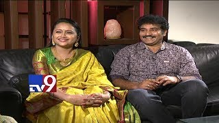 Anchor Suma with Rajiv Kanakala || Fun Filled Interview || TV9 Exclusive