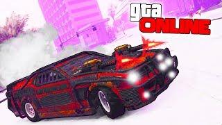 """УГНАТЬ ЗА 15 МИНУТ! СКАЗАЛ ЧТО ХОЧУ ТУ САМУЮ ТАЧКУ ИЗ ФИЛЬМА """"СМЕРТЕЛЬНАЯ ГОНКА"""" !  ( GTA 5 Online )"""