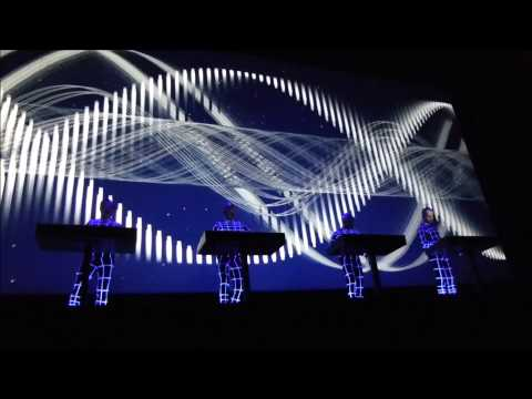 Kraftwerk - Live @ Sony Centre in Toronto 2014 (Full Show HD)