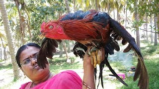 Original Country Chicken Roast Prepared in My Village / Awesome Chicken / Food Money Food