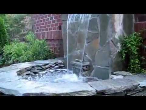 Creative Cascades Custom Water Features
