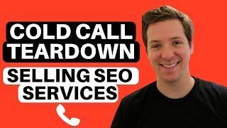 How to Close a Sale on a Cold Call? 📞 Cold Call Teardown 📞