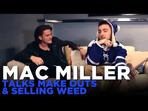 Mac Miller Talks Make Outs and Selling Weed with ANDPOP - Interview