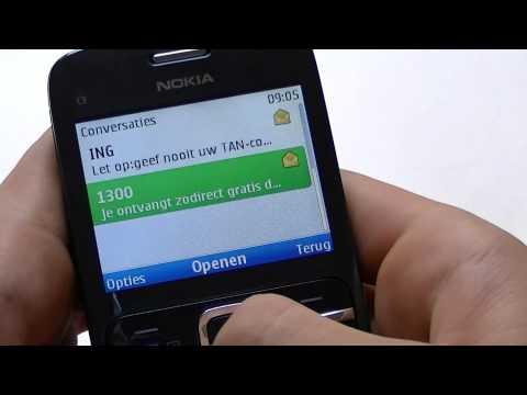 English: Nokia C300 video p