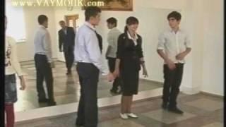 """Уроки ингушской лезгинки от """"Сунжи"""" (часть1)"""