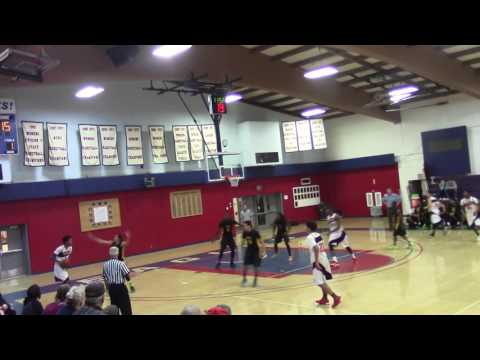College of Siskiyous vs. Feather River College  FULL GAME 2/17/16