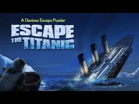 Escape The Titanic Android GamePlay Trailer (HD)