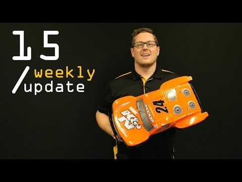 15 Weekly: K&N Torment RC Car, OS Engines and Hitec servos