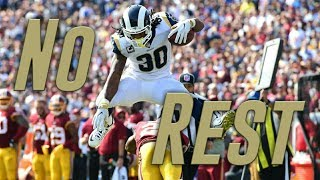 Todd Gurley ||Fine China|| 2018 highlights