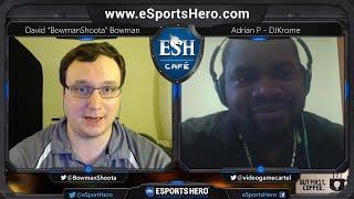 eSports Hero Café: Episode 8 - Selling yourself w/ Adrian P [Excerpt]
