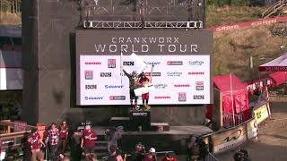 The First Official King & Queen of Crankworx - 2015