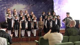 Литературно-музыкальный фестиваль 2 В класс 30 школа