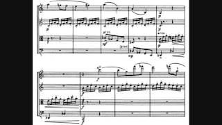 Sergei Prokofiev - String Quartet No. 1