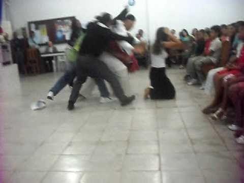 Grupo de Teatro da Sede Assembléia de Deus Entre-Rios - Ba