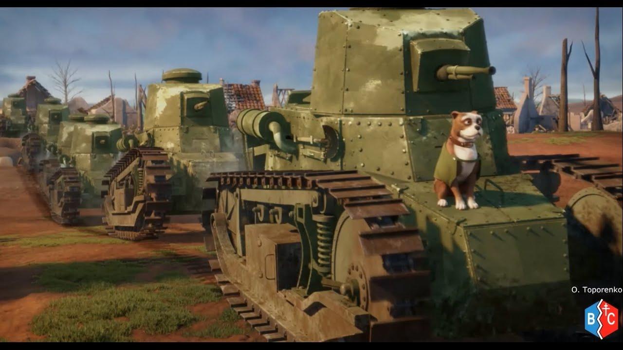SABATON - Devil Dogs - CMV - U.S. Army - Sgt. Stubby: An American Hero