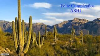 Ashi   Nature & Naturaleza - Happy Birthday