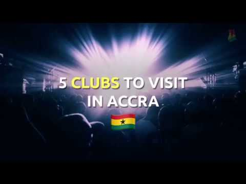 5 Clubs To Experience In Accra, Ghana