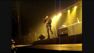 BUSY SIGNAL STEP OUT LIVE REGGAE GEEL 2010