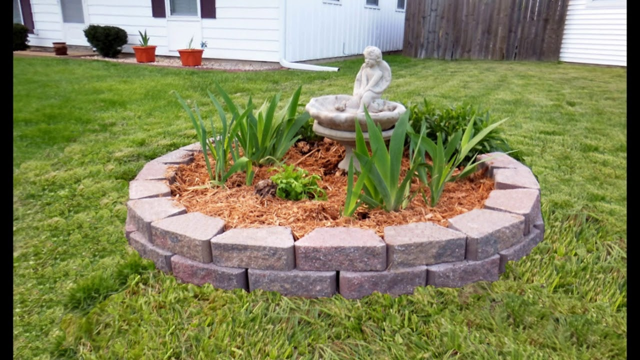 Landscaping Ideas Around A Tree Stump I Landscaping Ideas Youtube