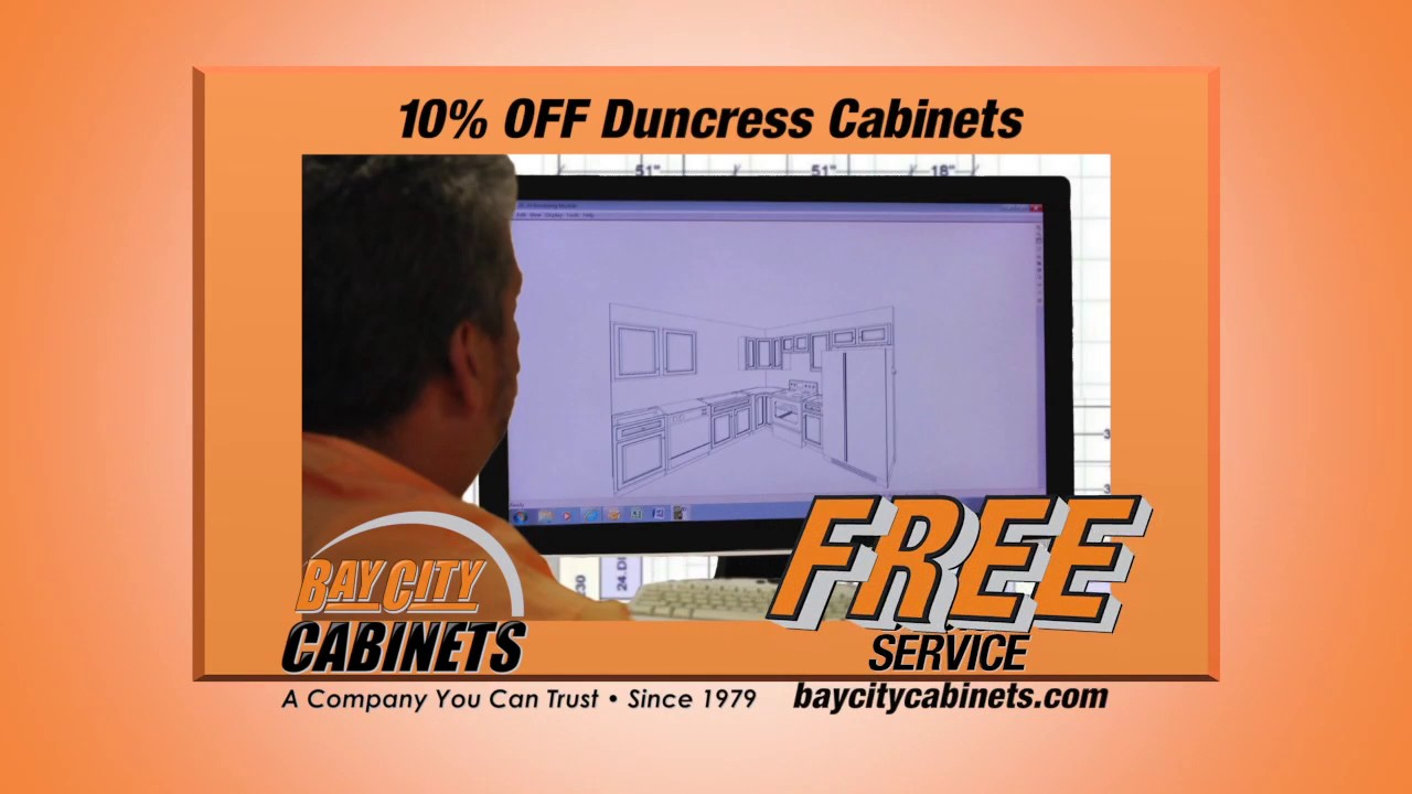 Bay City Cabinets Duncress Cabinets